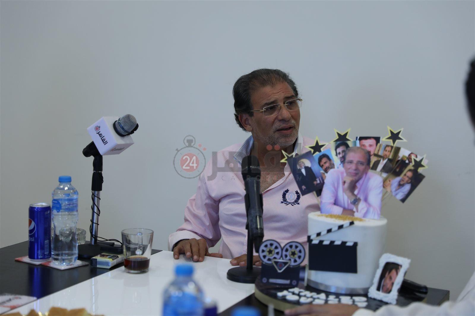 خالد يوسف في القاهرة 24 (8)
