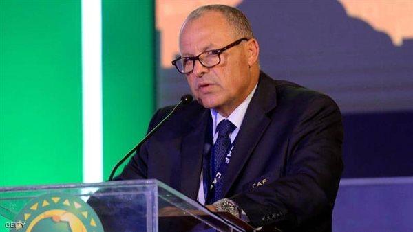 الزمالك يهنئ أبو ريدة بعضوية المكتب التنفيذي لـ فيفا