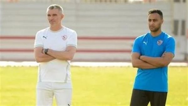 الزمالك يكشف أسباب عودة كارتيرون لتدريب الفريق